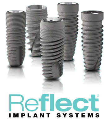 Reflect® Implant Systems: Surgical and Prosthetic Compatibility | ids integrated dental systems