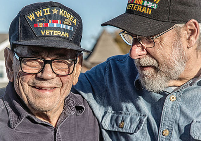 Free Dental Implants for Vets | ids Smiles for Vets Program